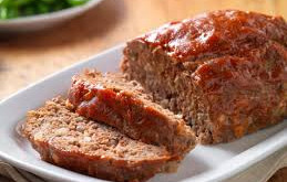 Paleo Keto Low Carb Meatloaf Recipe - Gluten Free