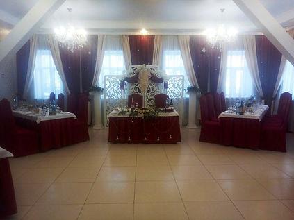 Банкетные залы для проведения праздников, дней рождений и юбилеев, свадеб и праздников