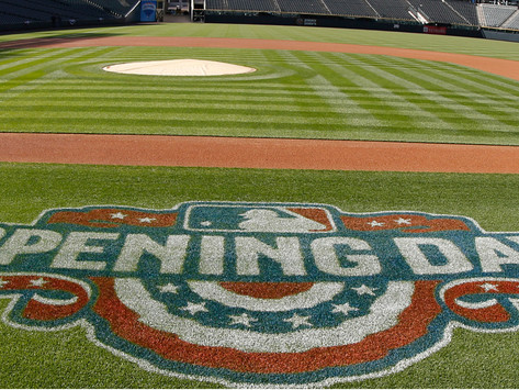 Opening day 2020 is here