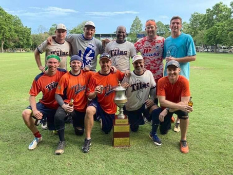 Tilac takes home the 2019/20 End of Season Tournament trophy