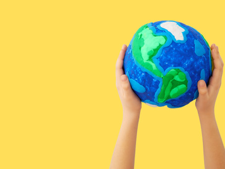 Help the Earth be happy!