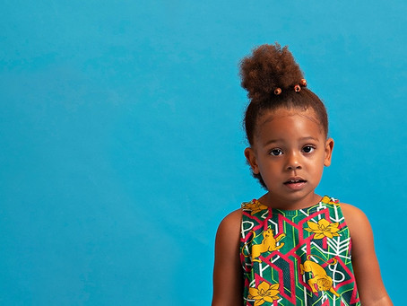 #celebratecolour - Talking to children about race