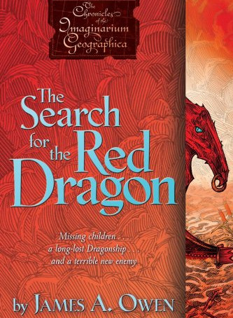 The Search for the Red Dragon by James A. Owen | Spoiler Free Review