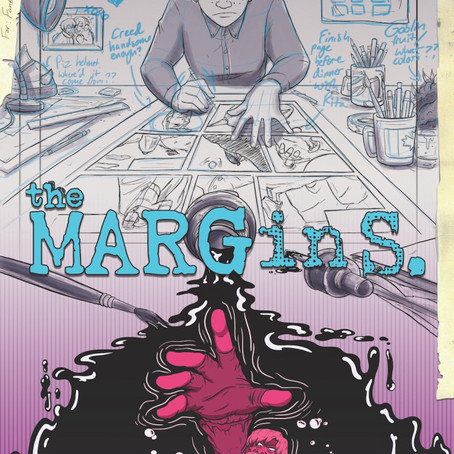 The Margins: Graphic Novel Review