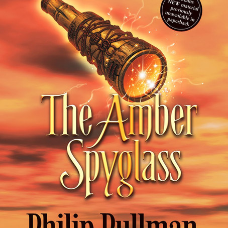 The Amber Spyglass by Philip Pullman Book Review