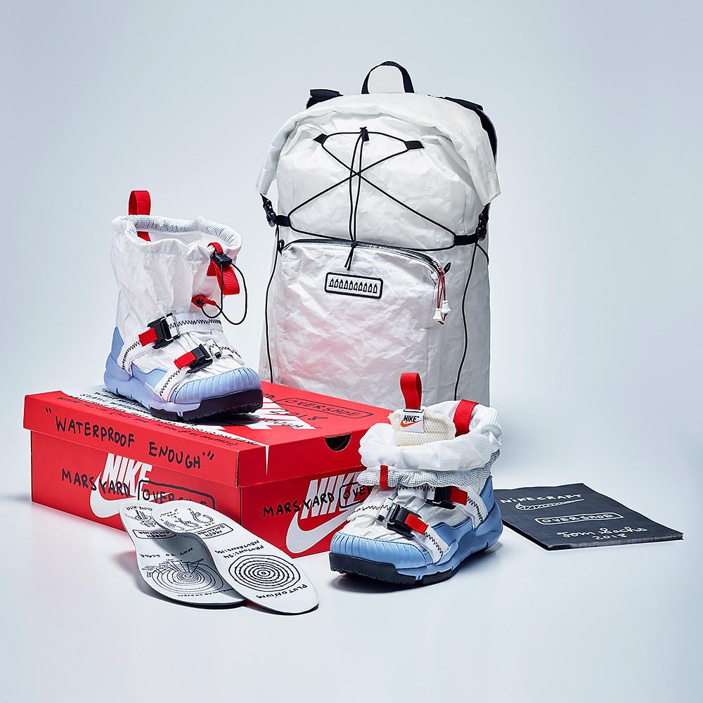 Nike X Тома Сакс
