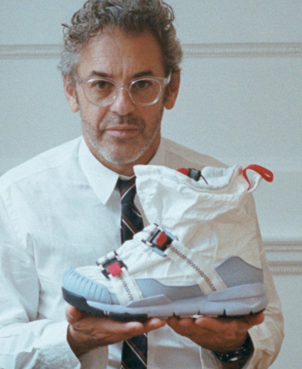Mars Yard Overshoe: «космические» кроссовки Тома Сакс и Nike