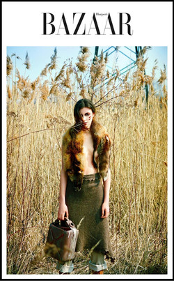 Mariana Voinova for Bazaar