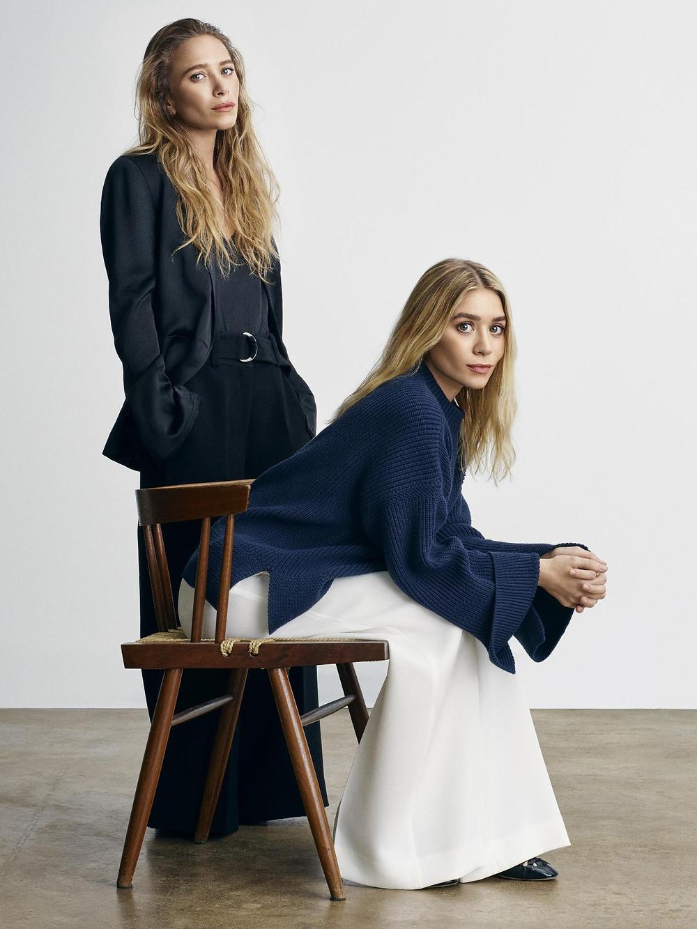 сестеры Олсен