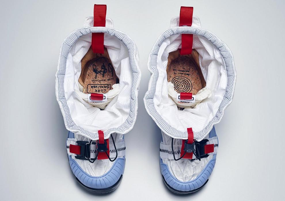 кроссовки Nike X Тома Сакс