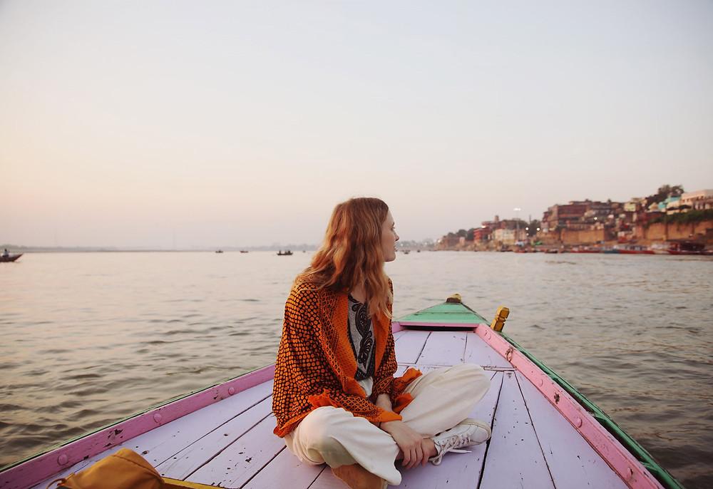 Путешествия одной: Познание настоящего себя