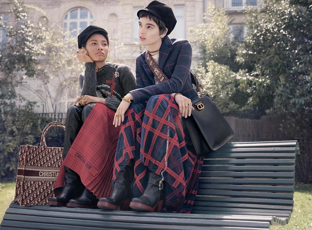 Dior campaign FW 18-19