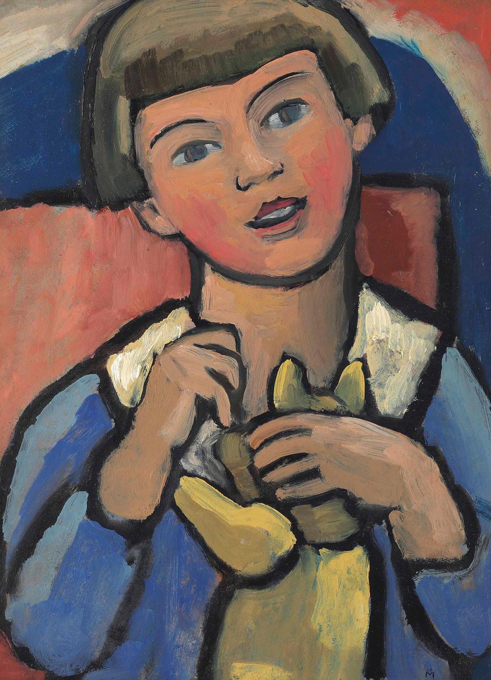 «Gabriele Münter»