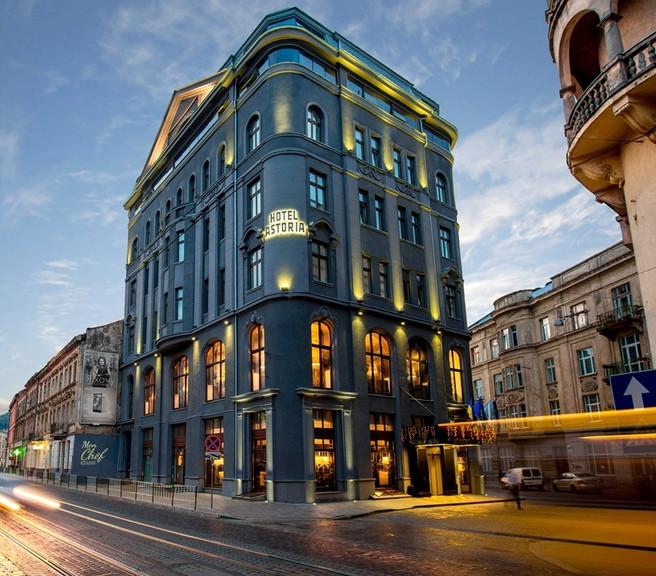 Открой для себя Львов вместе с отелем «Астория»