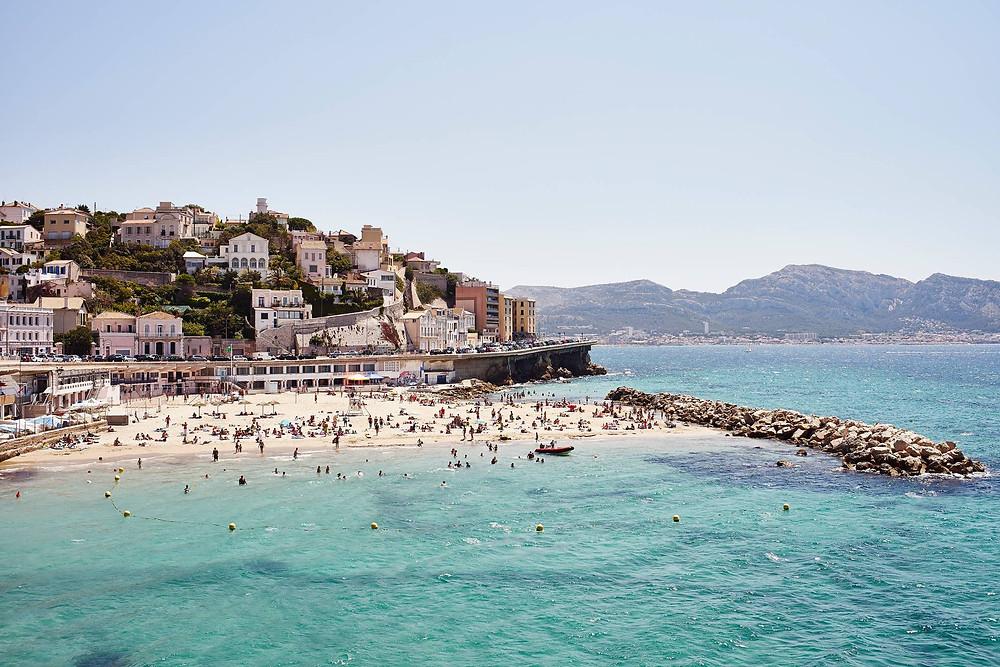 Prado Beaches, Marseille