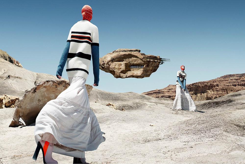 другая планета с Calvin Klein