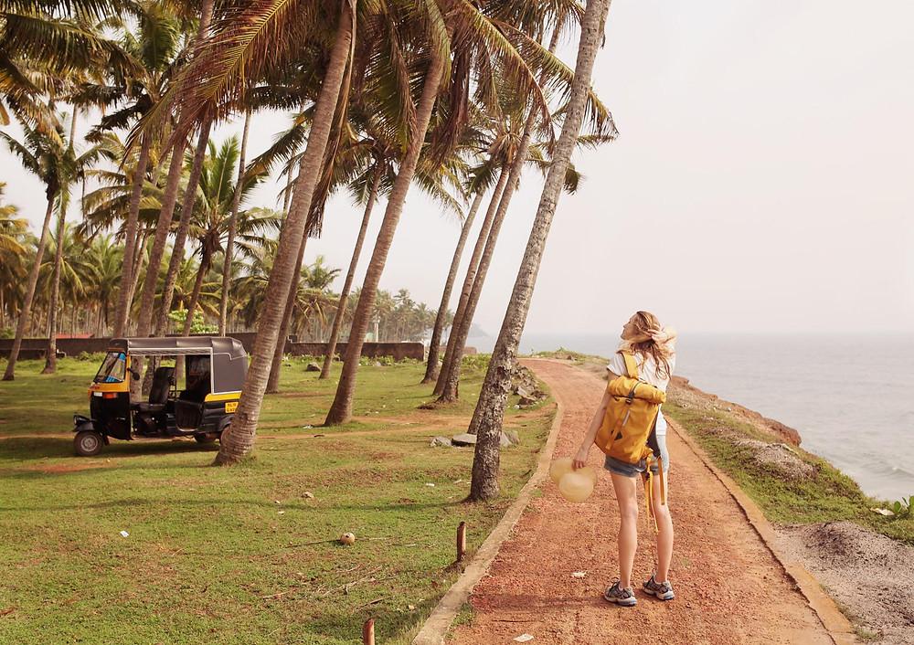 Путешествия одной: Лучшая компания