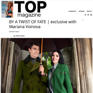 TOP Magazine: By a twist of fate