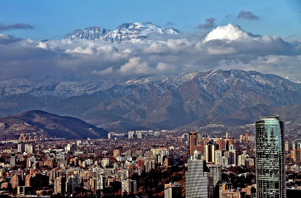 Южная Америка, Чили