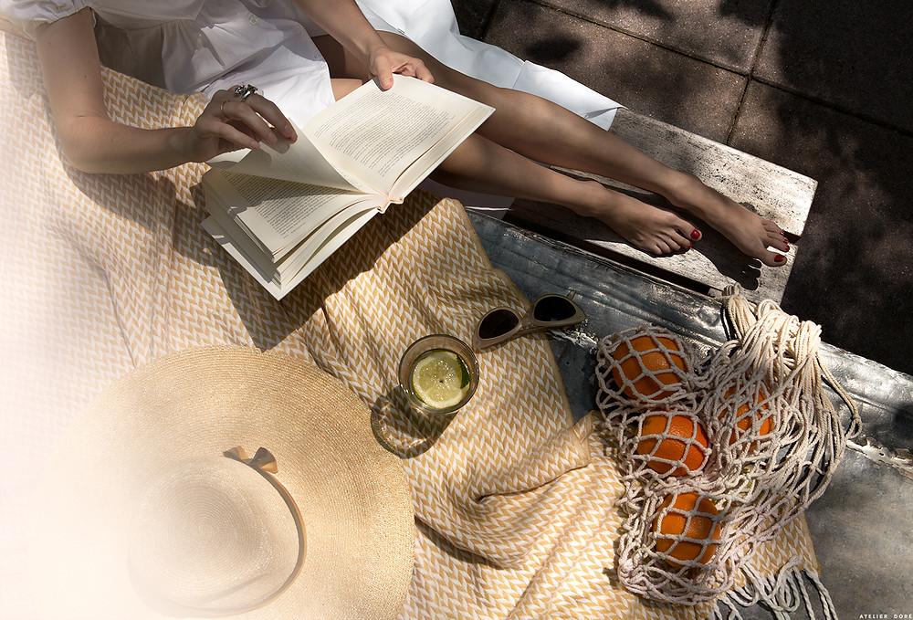 Летнее чтение: какие книги читать в августе