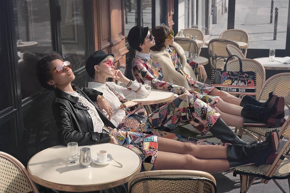 Новая волна Dior