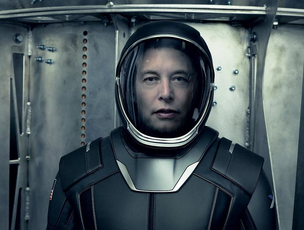 ЭЛОН МАСК: Для него Землю превратили в Марс