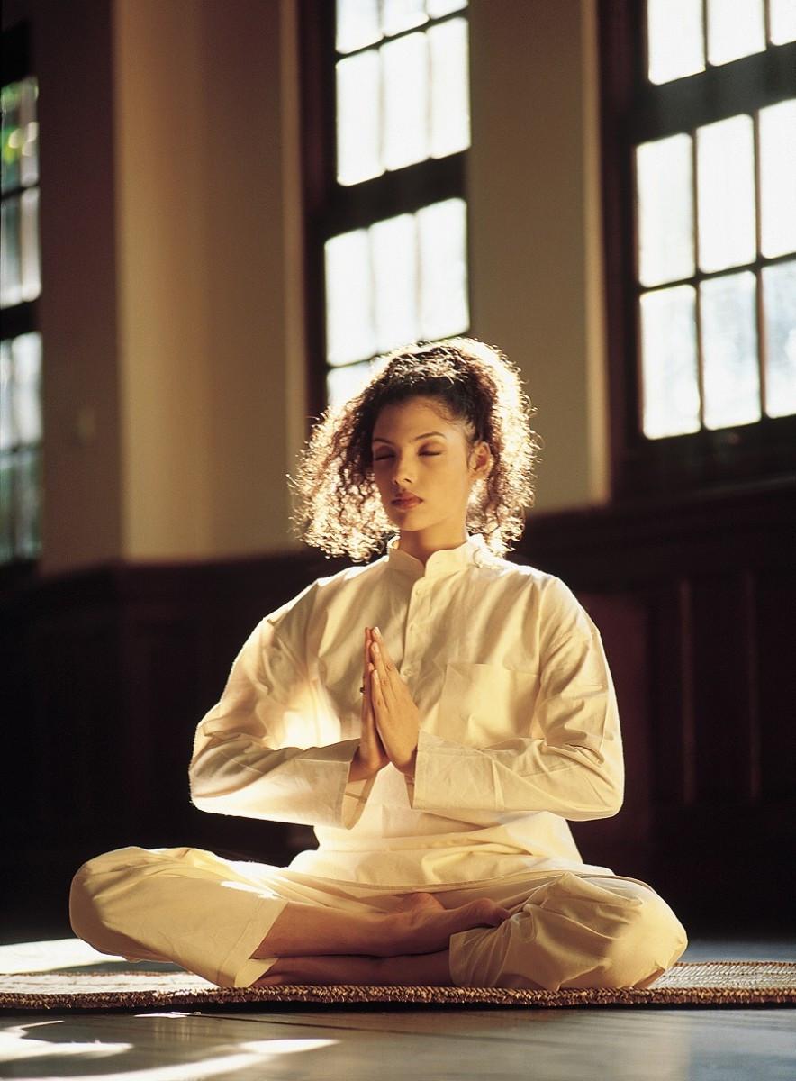 Индия. Йога