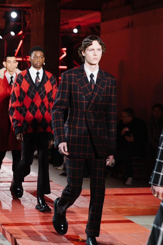 Alexander McQueen пропустят неделю мужской моды в Париже