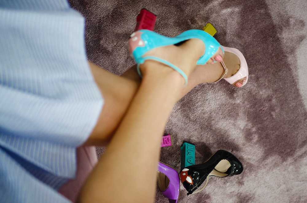 Обувь Camilla Elphick