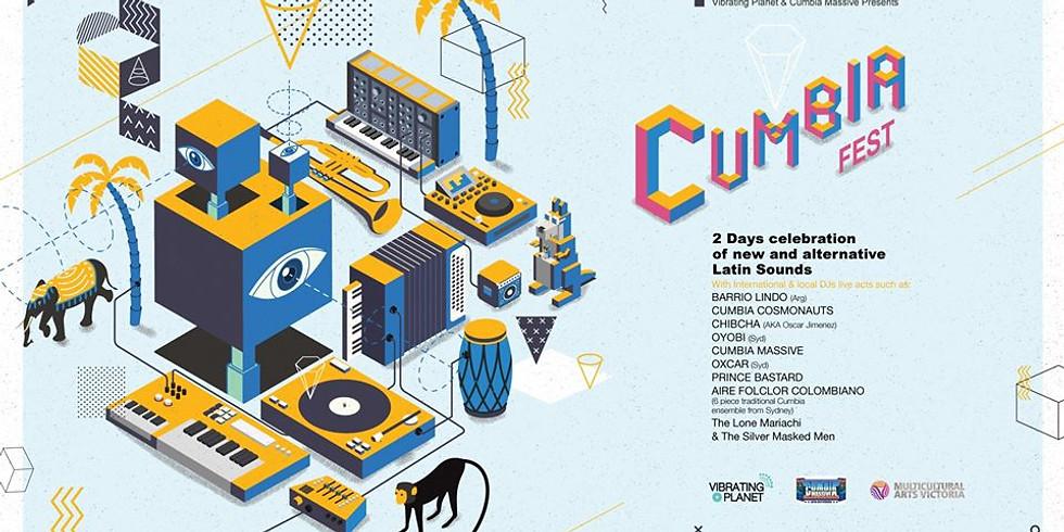 Cumbia Fest feat. Oyobi