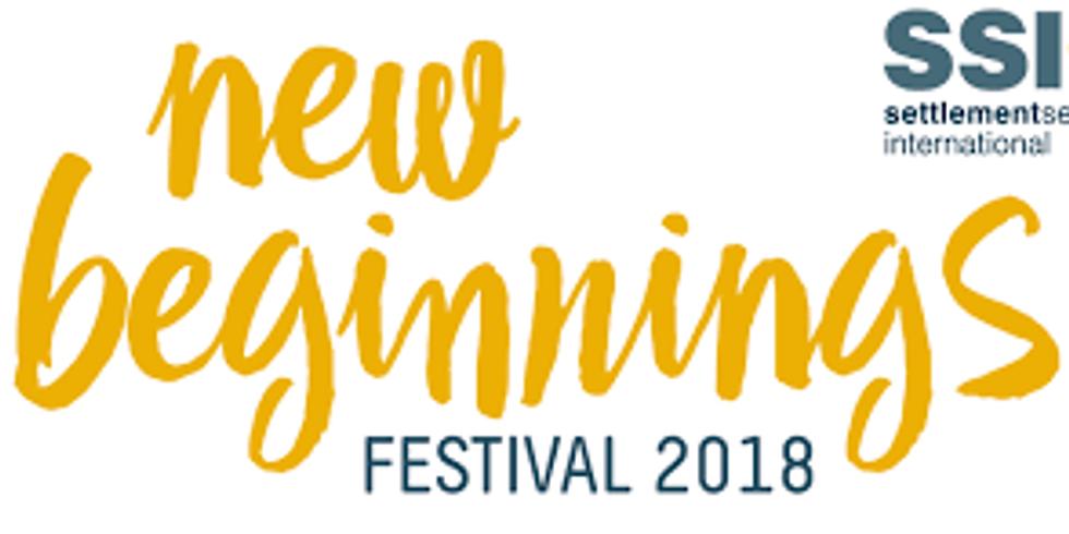 New beginnings Festival