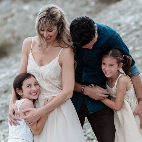 Ghost Lake Family Session
