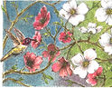 Whimsical Note Card - Lynn Van Dam Cooper