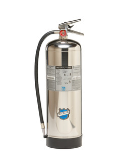 Water and Water Mist Extinguishers