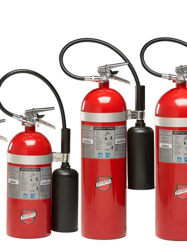 CO2 Extinguishers