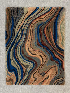 Layers of Earth Colors
