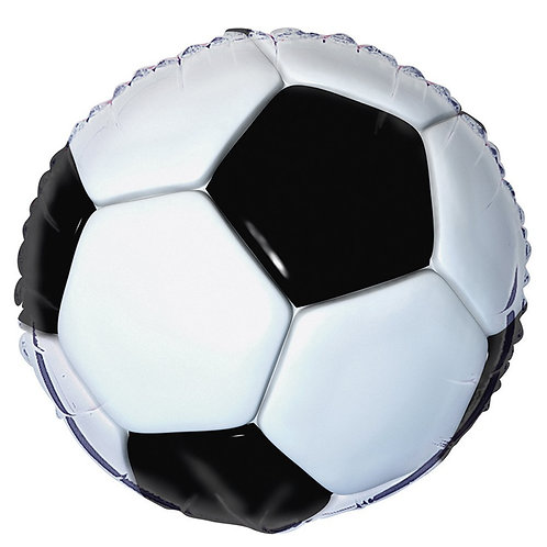 "18"" Football hellium foil balloon"
