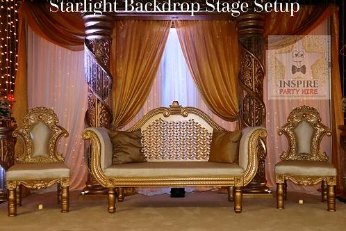 Mehendi/Wedding Stage