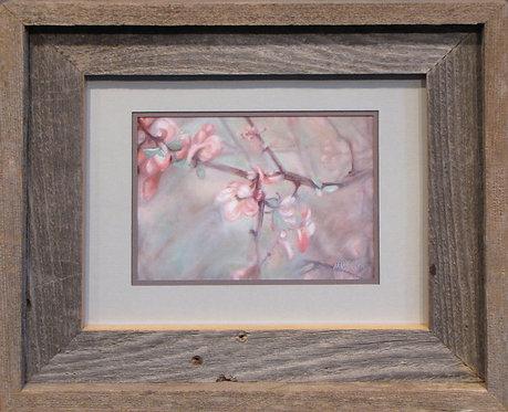 'Spring Blossoms' Small Framed Print
