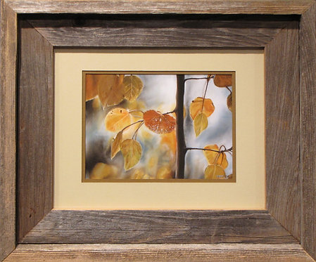 'Segue' Small Framed Print