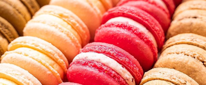 15 er Macarons Box