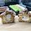 Thumbnail: Eclair mit Vanille Creme gefüllt und Schoko Topping
