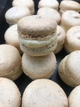 Bourbone Vanille Macaron