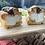 Thumbnail: Eclair mit Vanille Creme gefüllt und Karamell Topping
