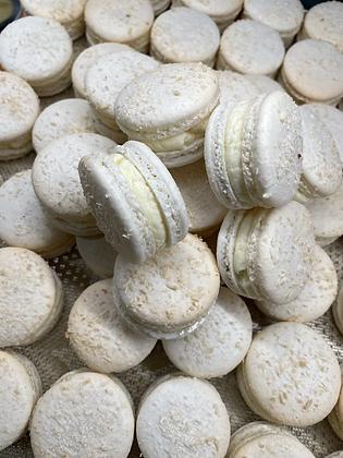 Kokosnuss Macaron