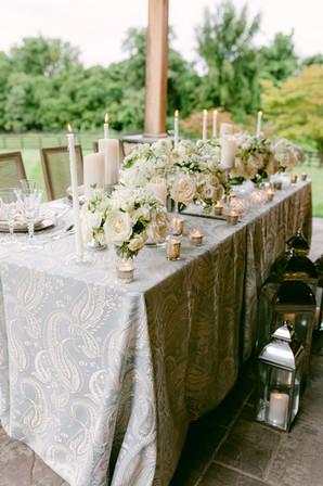 "<img src=""outdoorweddingtable.jpeg"" alt=""white and green wedding flowers, silver lanterns wedding, light blue wedding tablecloth, spring wedding table, candles wedding decor"">"