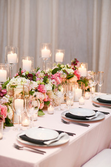 "<img src=""weddingtable.jpeg"" alt=""lush blooms, long flower centerpieces, candles wedding, blush tablecloth, blush and gold wedding"">"