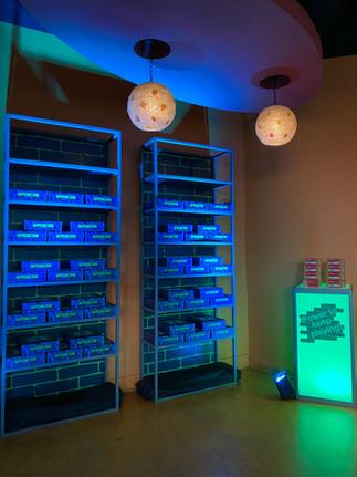 """<img src=""""custom snack bar sign"""" alt="""" custom bar mitzvah signage, bar mitzvah decor, bar mitzvah party, Minecraft bar mitzvah,  """">"""