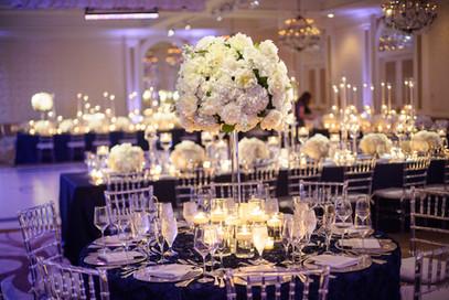 "<img src=""ballroomwedding"" alt=""tall flower centerpieces wedding, navy and white wedding, formal wedding, ballroom wedding, dc wedding, big white flower centerpieces"">"