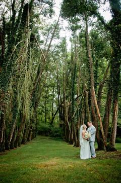 "<img src=""outdoorbridalphoto.jpeg"" alt=""bridal portraits, outdoor wedding photos, wedding dress, grey wedding suit, forest wedding photos, summer wedding"">"